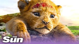 The Lion King (2019) HD trailer
