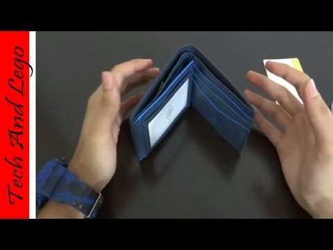 RFID Fossil Wallet- Protect Money