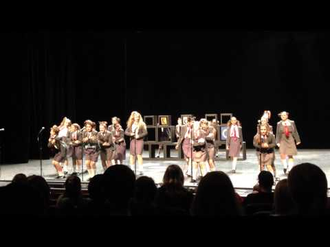 The Center Stage Studio - Matilda - Musical Theatre Competitions of America 2014