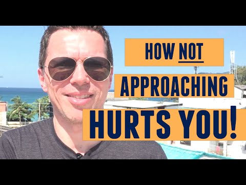 Approaching Women - What REALLY Happens When You DON'T Approach A Girl You Like!