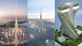 WOLKENKRATZER: die höchsten und innovativsten Projekte 2017-2045