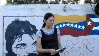 Banco de la Comuna en Construcción Espada de Bolívar - Miranda - Zulia