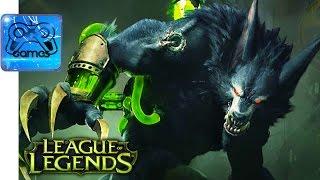 League of Legends - CG Трейлер «Варвик»  (Дубляж)