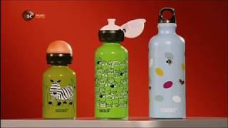 Алюминиевые бутылки   Из чего это сделано