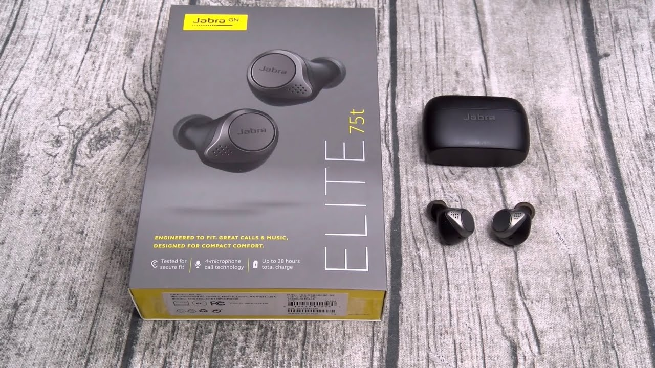 Jabra Elite 75t Are They Worth 180 Youtube