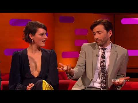 Jodie Whittaker's phone call to David Tennant
