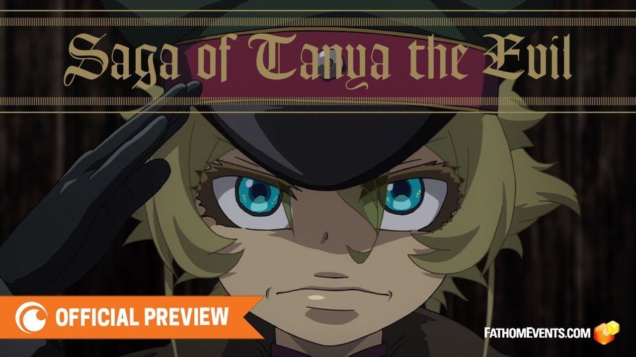 Saga Of Tanya The Evil Movie