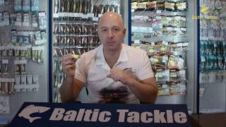 Воблер Baltic Tackle Iwa 85 F