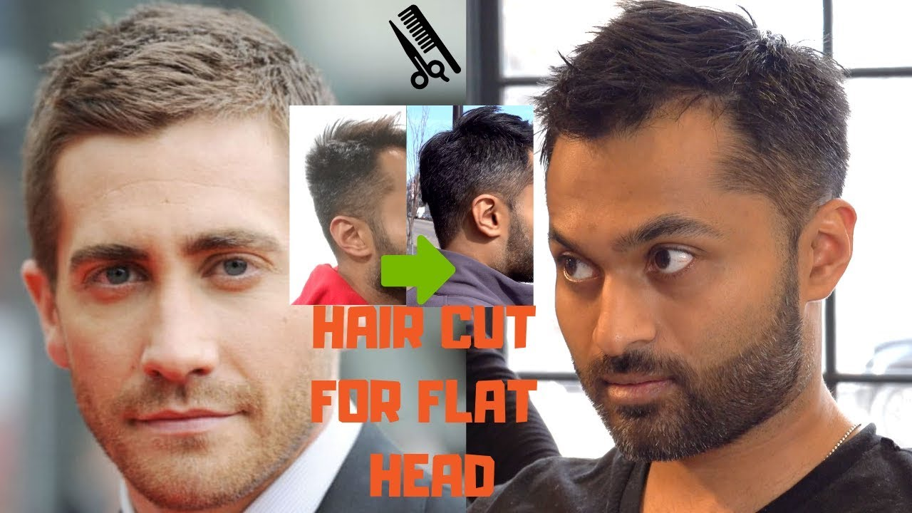 NEW Jake Gyllenhaal Inspired Cut 9 For Flat Head