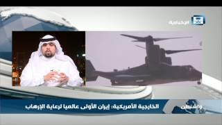 عادل محسن: قطر  تمر بصدمة من الموقف الصارم وغير متزعزع للدول الداعية لمكافحة الإرهاب