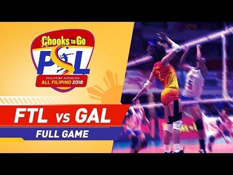 Full Game: F2 Logistics vs. Generika-Ayala  | PSL All-Filipino Conference 2018