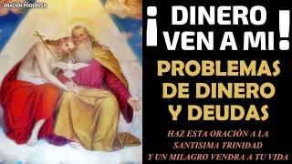 ¡Dinero ven a mí! Oración para solucionar problemas de di...