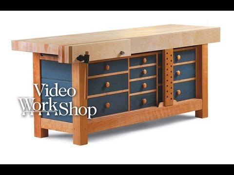 Introduction: Ultimate Shaker Workbench