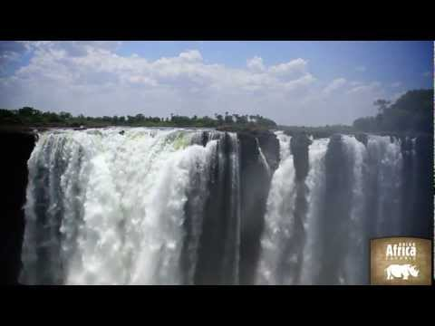 Victoria Falls- A splash of Africa's beauty