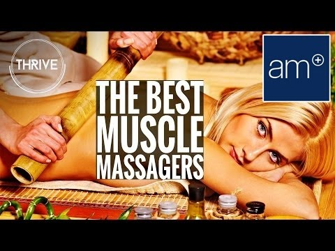 The Best Muscle Massagers | Thrive