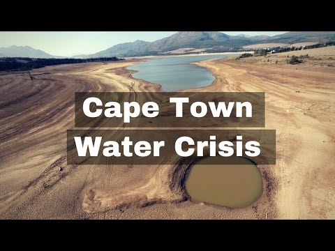 Cape Town Water Shortage // VLOG 069