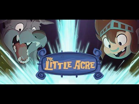 The Little Acre | 2016 | STEAM | INDIE | So müssen Adventures sein |