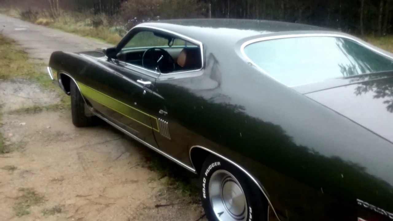 1970 Ford Torino Gt Walkaround Youtube Grand