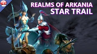 Realms of Arkania Star Trail Gameplay (Steam PC Game)