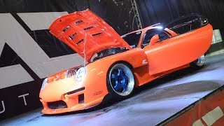 At the 2017 New Jersey Autocon there was a really awesome RE-Amemiy...