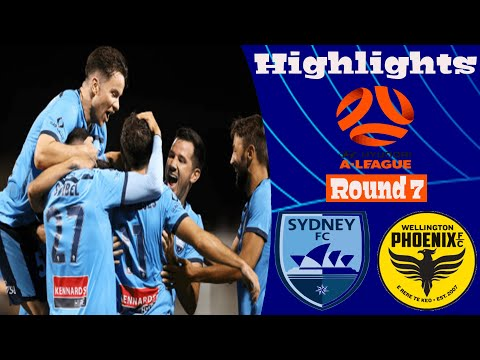 Sydney Wellington Phoenix Goals And Highlights
