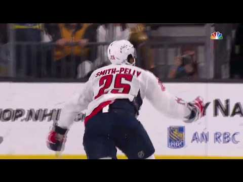 Smith Pelly's Game 5 Stanley Cup Final Goal