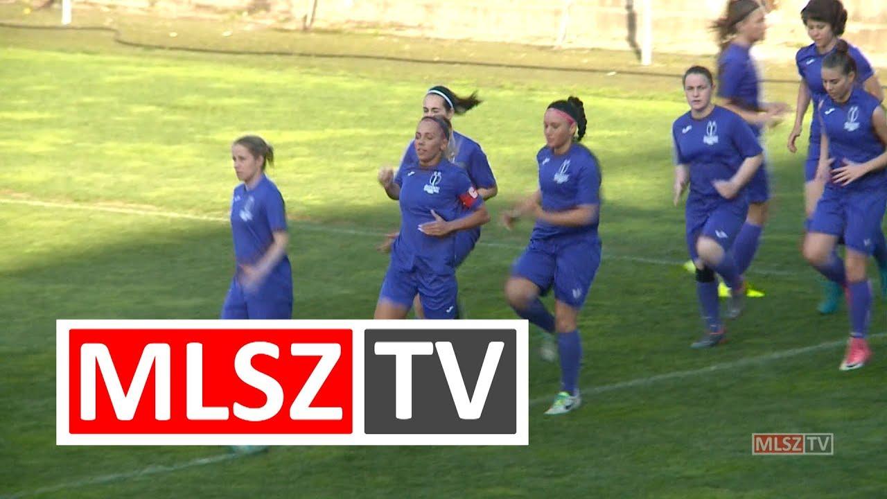 Újpest FC - KÓKA FNLA | 0-5 | JET-SOL Liga | Alsóházi rájátszás 1. forduló | MLSZTV