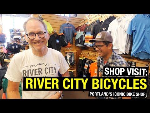 Shop Visit - River City Bicycles
