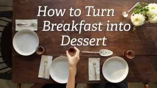 How to Turn Breakfast into Dessert with Breakfast Loaf Cake