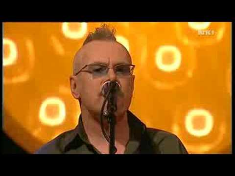 Nik kershaw - I wont let the sun go down on me LIVE in Norw.