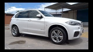 2017 BMW X5 xDrive40e iPerformance M Sport Start-Up and Full Vehicle Tour