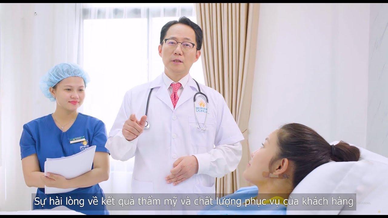 Bệnh viện thẩm mỹ Đông Á – Hệ thống thẩm mỹ uy tín hàng đầu Việt Nam
