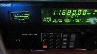 Korean Central Broadcasting Station on 11680 kHz