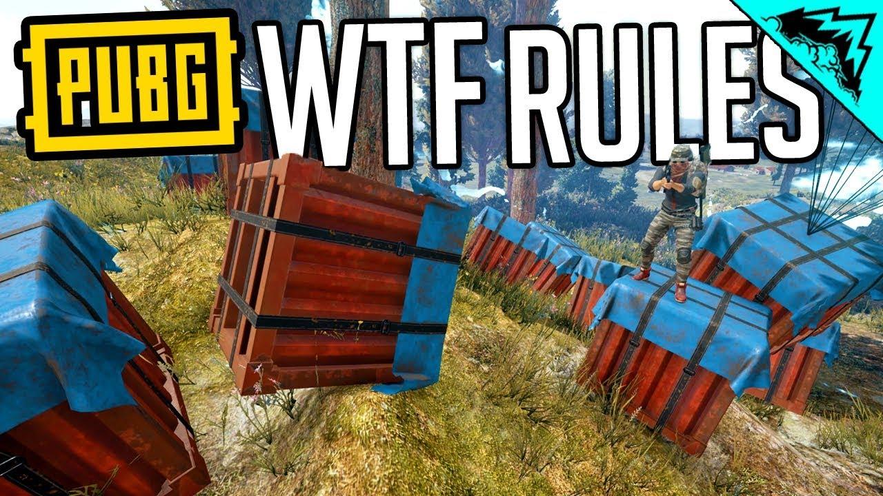 how to get pubg crates