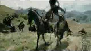 Lord of the rings video clip