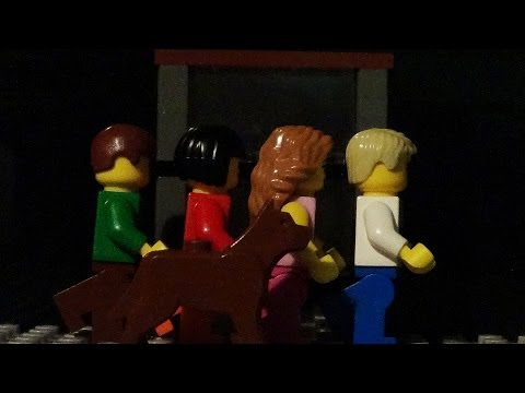 Scooby-Doo, Where Are You! Theme song (in LEGO)