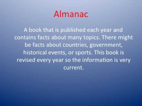 Reference book review