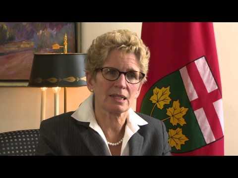 Our Toronto interview with Premier Kathleen Wynne | CBC Toronto