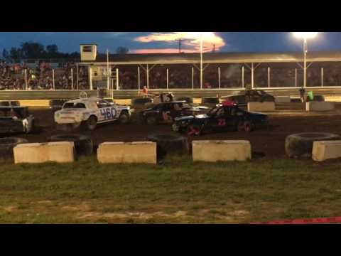 Onekama days Manistee County Faigrounds Big Car ORD Feature