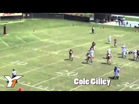 Youth1 Football Player of the Day - Cole Gilley, Class of 2018