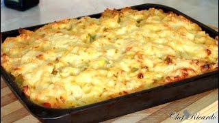How To Make Macaroni & Cheese | Recipes By Chef Ricardo