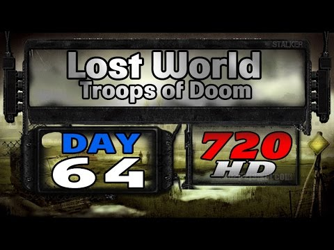 Lost World Troops of Doom - Day 64 [Кровососы]