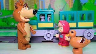 Мультики с игрушками 2017 - Дочки матери! Развивающие мультфильмы для самых маленьких