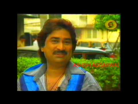 Kumar Sanu Garden Interview from 90s