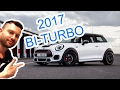 Teste Mini Cooper S Bi-turbo (twin-turbo)  2017 Na Inglaterra family friendly