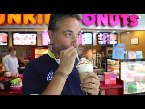 Touring Lebanon: Dunkin' Donuts, The Bloggers Challenge