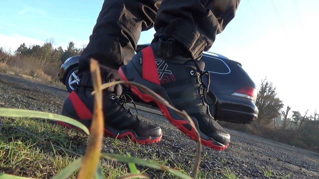 Мужские кроссовки Adidas Terrex Swift R AF6143 - YouTube