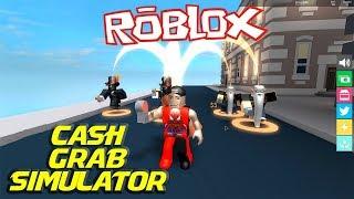 Roblox Para Kasmaya Devam ! Cash Grab Simulator #2