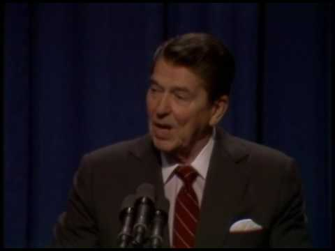 President Reagan's Remarks to Students and Faculty at Fallston High School on December 4, 1985