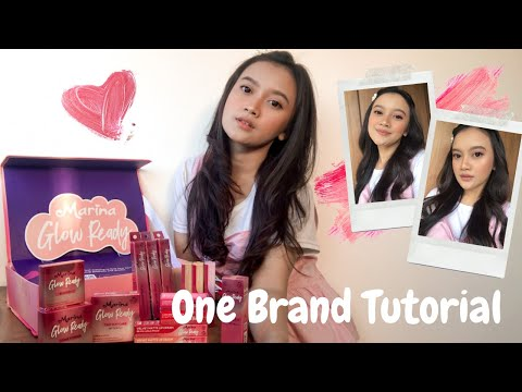 MARINA - ONE BRAND TUTORIAL + MINI REVIEW - YouTube